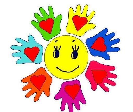 Логотип дружбы картинки для детей